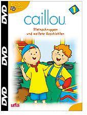 Caillou 1 - Sternschnuppen und weitere Geschichten, Caillou 1
