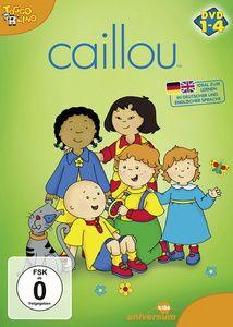 Caillou Box (DVD 1-4), Caillou Box (DVD 1-4)