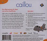 Caillou - Eine Überraschung für Mami und weitere Geschichten, 1 Audio-CD - Produktdetailbild 1