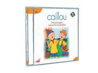 Caillou - Sternschnuppen und weitere Geschichten, 1 Audio-CD, Caillou 1
