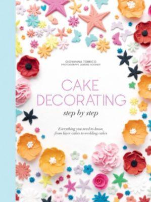 Cake decorating step by step, Giovanna Torrico