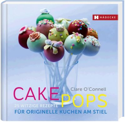 CakePops, Clare O'Connell