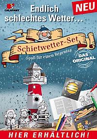 """Calafant - Bastelset  """"Schietwetter"""" - Produktdetailbild 1"""