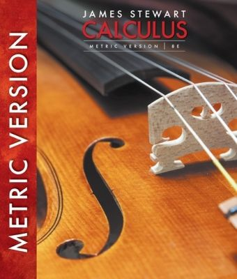 Calculus, Metric Version, James Stewart