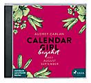 Calendar Girl - Begehrt, MP3-CD