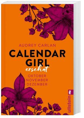 Calendar Girl - Ersehnt, Audrey Carlan