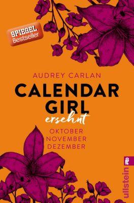 Calendar Girl Quartal: Calendar Girl - Ersehnt, Audrey Carlan