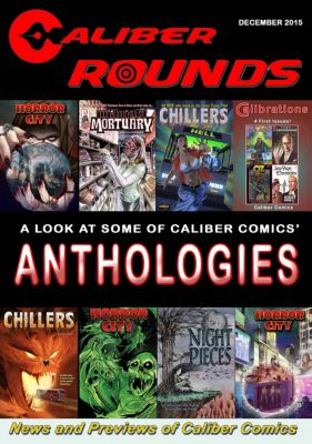 Caliber Rounds: Caliber Rounds #5, Daniel Boyd, Gary Reed, E. Mayen Briem