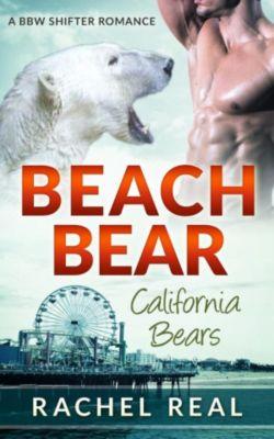 California Bears: Beach Bear (California Bears, #6), Rachel Real