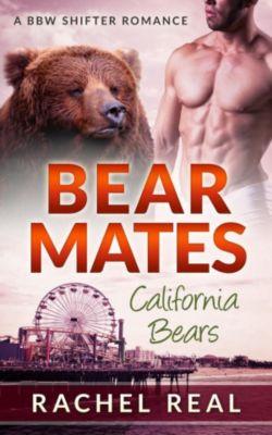 California Bears: Bear Mates (California Bears, #2), Rachel Real