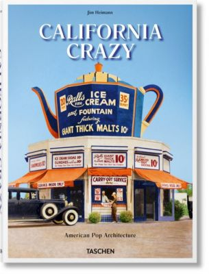 California Crazy. American Pop Architecture