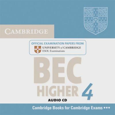 Cambridge BEC, Higher 4: 1 Audio-CD