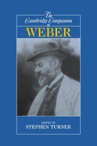 Cambridge Companion to Weber