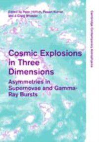 Cambridge Contemporary Astrophysics: Cosmic Explosions in Three Dimensions