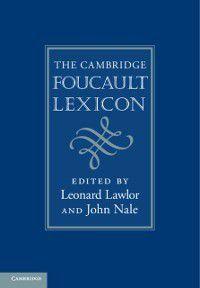 Cambridge Foucault Lexicon