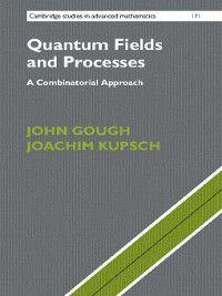 Cambridge Studies in Advanced Mathematics: Quantum Fields and Processes, John Gough, Joachim Kupsch