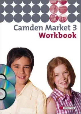 Camden Market, Ausgabe Sekundarstufe I: Bd.3 Klasse 7, Workbook, m. CD-ROM 'Multimedia-Sprachtrainer' u. Audio-CD