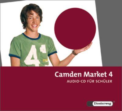 Camden Market, Ausgabe Sekundarstufe I: Bd.4 8. Klasse, Audio-CD für Schüler