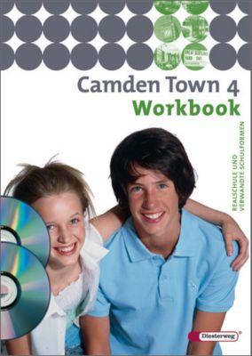 Camden Town, Ausgabe Realschule: Bd.4 Workbook, m. Audio-CD u. CD-ROM 'Multimedia Language Trainer'