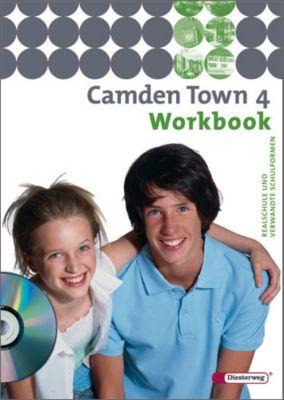Camden Town, Ausgabe Realschule: Bd.4 Workbook, m. CD-ROM 'Multimedia-Sprachtrainer'
