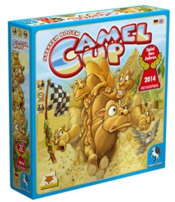 Camel Up (Spiel) - Spiel des Jahres 2014