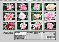 Camellias (Wall Calendar 2019 DIN A3 Landscape) - Produktdetailbild 13