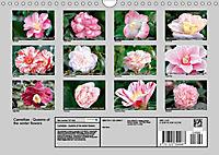 Camellias (Wall Calendar 2019 DIN A4 Landscape) - Produktdetailbild 13