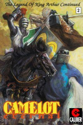 Camelot Eternal #2, Jim Calafiore