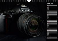 Cameras (Wall Calendar 2019 DIN A4 Landscape) - Produktdetailbild 6
