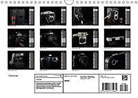 Cameras (Wall Calendar 2019 DIN A4 Landscape) - Produktdetailbild 13