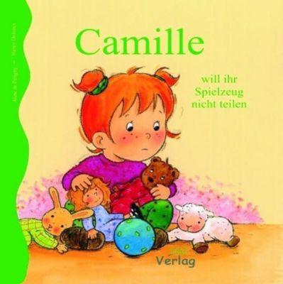 Camille will ihr Spielzeug nicht teilen, Aline de Petigny, Nancy Delvaux