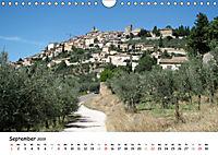Camino di Assisi - FranziskuswegAT-Version (Wandkalender 2019 DIN A4 quer) - Produktdetailbild 9