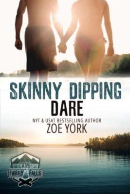 Camp Firefly Falls: Skinny Dipping Dare (Camp Firefly Falls, #4), Zoe York