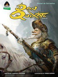 Campfire Classics: Don Quixote, Part II, Miguel de Cervantes