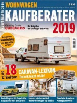 Camping, Cars & Caravans Kaufberater Wohnwagen 2019 -  pdf epub