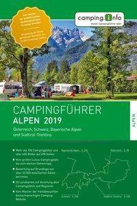 Campingführer Alpen 2019