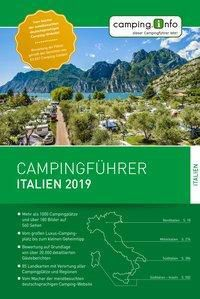 Campingführer Italien 2019 -  pdf epub
