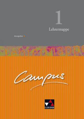 Campus, Ausgabe B: Bd.1 Lehrermappe Basis