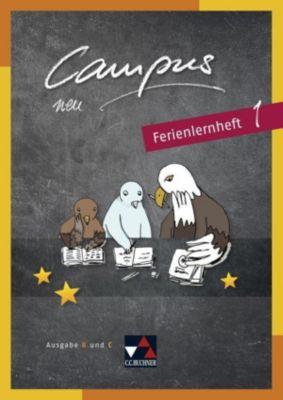 Campus, Ausgabe B und C neu: Ferienlernheft - Johanna Butz |