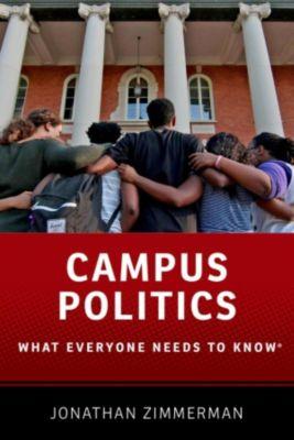 Campus Politics, Jonathan Zimmerman