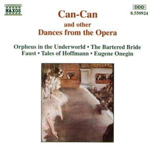 Can-Can Und Andere Operntänze, Diverse Interpreten