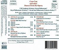 Can-Can und andere Tänze aus Opern - Produktdetailbild 1