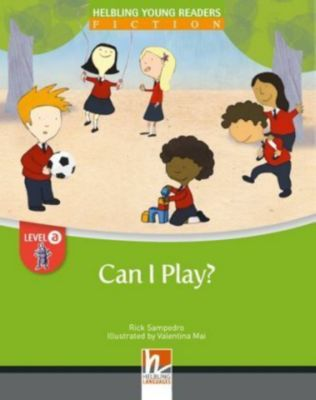 Can I Play!, Big Book, Rick Sampedro