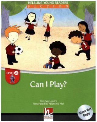 Can I Play!, Class Set, Rick Sampedro