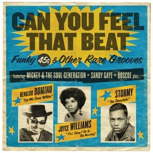 Can You Feel That Beat, Diverse Interpreten