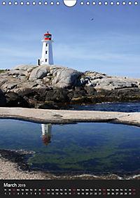 Canada Province Nova Scotia (Wall Calendar 2019 DIN A4 Portrait) - Produktdetailbild 3