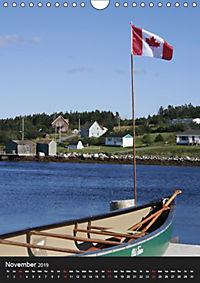 Canada Province Nova Scotia (Wall Calendar 2019 DIN A4 Portrait) - Produktdetailbild 11