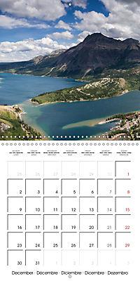 Canada Rocky Mountains National Parks (Wall Calendar 2019 300 × 300 mm Square) - Produktdetailbild 12
