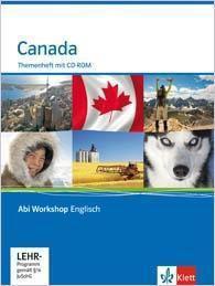 Canada, Themenheft m. CD-ROM