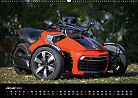 CanAm Spyder F3 (Wandkalender 2019 DIN A2 quer) - Produktdetailbild 1